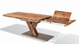 Riedinger Design Möbel 4 Meter Tische Massivholz Technik