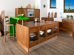 Riedinger Moebel Demo Küchen Massivholz