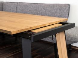 Riedinger Design Möbel Tische Massivholz Technik