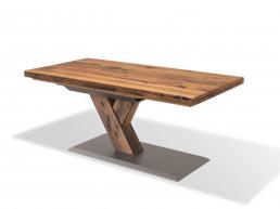 Riedinger Möbel ausziehbarer Tisch 4m Massivholz