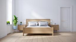 Riedinger Moebel Betten Massivholz