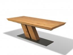 Riedinger Moebel Design Tisch Massivholz