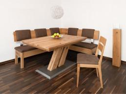 Riedinger Moebel Sitzbaenk Massivholz