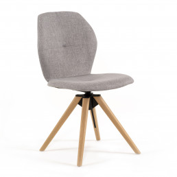 Riedinger Design Moebel Stühle Grau
