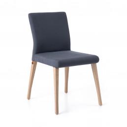 Riedinger Design Moebel Stühle Graublau