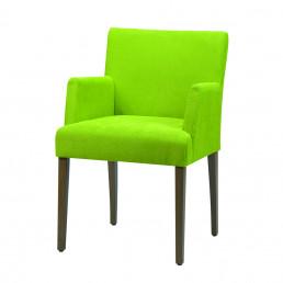 Riedinger Design Moebel Stühle Hellgrüner Stoff