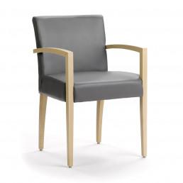 Riedinger Design Moebel Stühle Grau Stoff