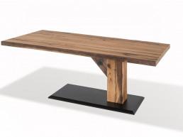 Riedinger Moebel ausziehbarer Design Tisch 4m Massivholz