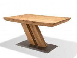 Riedinger Moebel ausziehbarer Tisch 3m Massiv